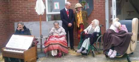 Old Billy Legacy Carehome Victoria Mews Coventry June 2015