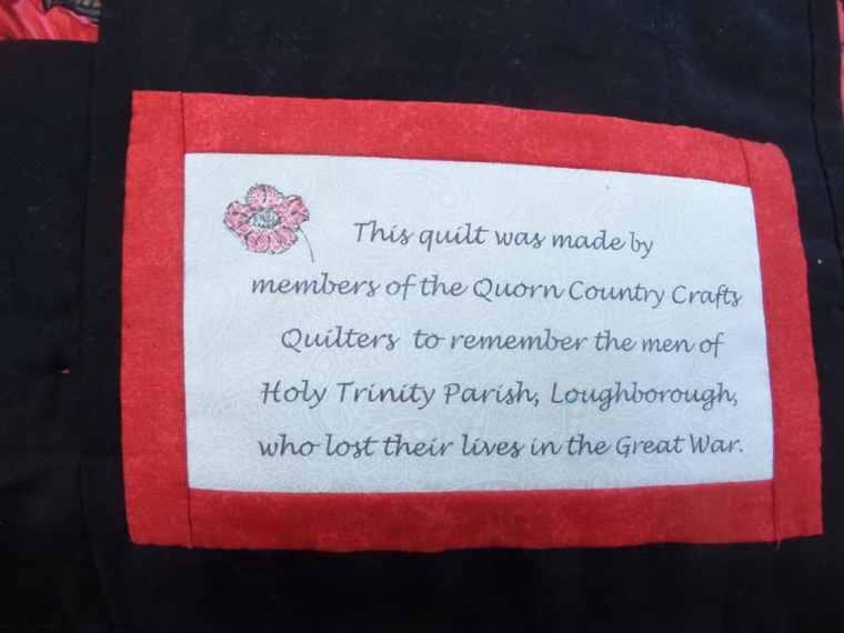 quorn quilters best01